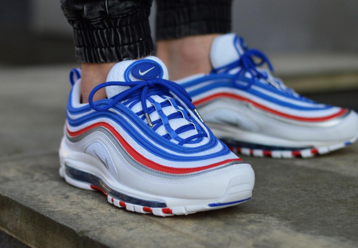 Nike Air Max 97 in blau 921826 404